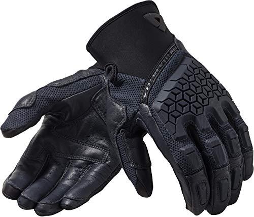 FGS158-0380-XXL - Rev It Caliber Guantes de Motocross XXL Azul Marino Oscuro