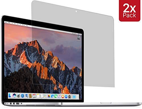 MyGadget 2X Display Schutz Folie [Matt] geeignet für Apple MacBook Pro Retina 13