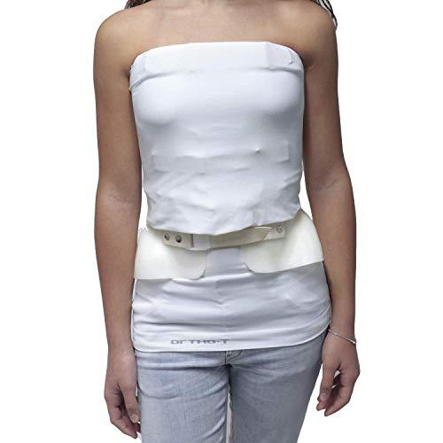 Ortho-T tubular para el busto y el corsé ortopedico sin costuras