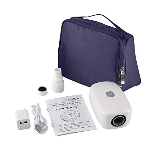 VLOJELRY Portable Package with Travel Bag, One-Step Clean Suitable for Home and Travel