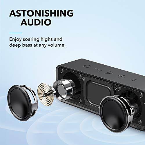 Haut-parleur Bluetooth à double pilote Anker SoundCore - 1