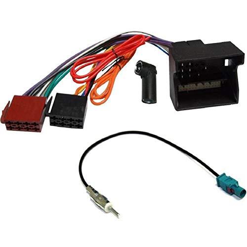 Kit Installation Autoradio KITCABLE-37 compatible avec Mercedes