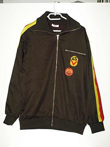 ASV NVA Trainingsjacke Trainingsanzug Mottoparty Ostalgie DDR Uniformen Gr.58-60