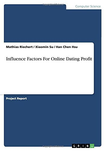 Influence Factors For Online Dating Profit (English Edition)