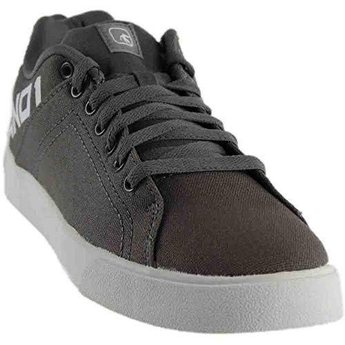 AND1 Mens Fundamental Low Casual Sneakers, Grey, 7