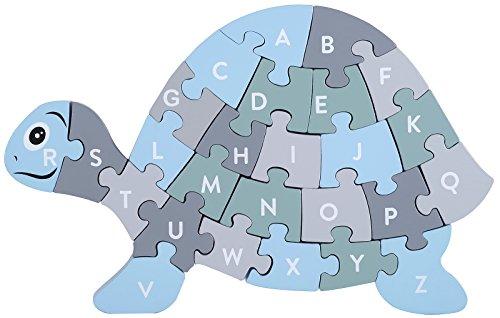 Puzzle en bois 3D Alphabet