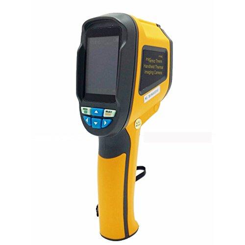 zmart HT-02 携帯 サーモグラフィー 小型 軽量 熱画像 カメラ 赤外線 温度計 赤外線 オリジナル日本語説明書つき