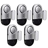 Best Door Alarms - Wireless Door Window Open Alarm Home Security Magnetic Review