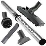 Universal Telescopic Extension Rod Mini Brush <span class='highlight'>Tool</span> Cleaning Kit <span class='highlight'>for</span> Vacuum Cleaners (<span class='highlight'>35mm</span> Diameter)