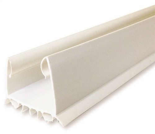 "Manufacturers Direct Door Seal Cinch 36""WHT by M-D Building Products MfrPartNo 43336, 36 inch, White"