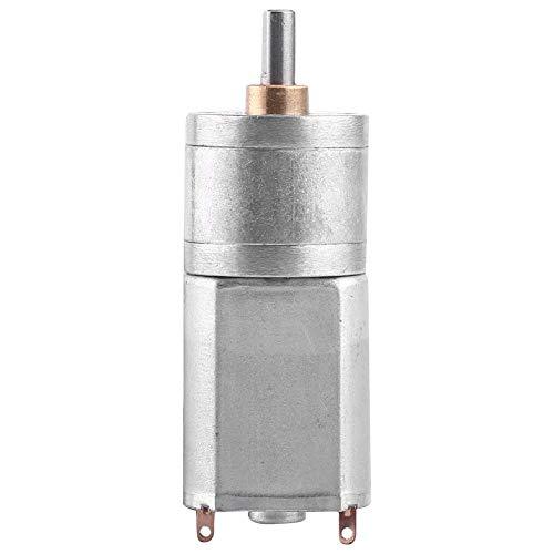 Hochdrehmoment Turbo Getriebemotor Motor DC 12V elektrische Total Metall Geschwindigkeitsreduzierung Getriebe 15/30/50/100 / 200RPM(12V 15RPM)