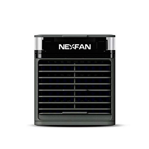 Acondicionador de aire Raxinbang Mini Acondicionado, Ventiladores Portátiles De Aire Acondicionado, Humidificadores De Aire, Refrigerador De Aire Y La Velocidad Del Viento Del Evaporador 3 14,4 × 16,1