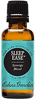 Edens Garden Sleep Ease Essential Oil Synergy Blend, 100% Pure Therapeutic Grade (Highest Quality Aromatherapy Oils- Sleep & Skin Care), 30 ml