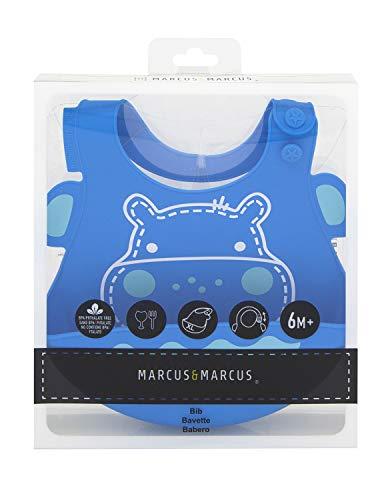 MARCUS & MARCUS(マーカス&マーカス) ベビービブ かば MNMBB01-HP