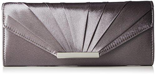 Picard Damen Scala Clutches, Grau (Graphit), 23x10x3 cm