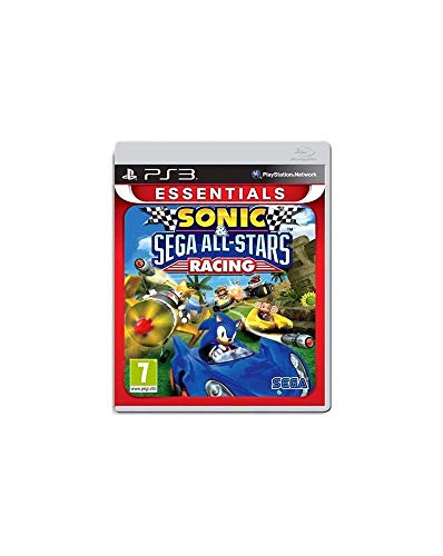 Sonic and Sega All-Stars Racing Essentials (PlayStation 3) [Importación inglesa]