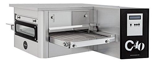 Túnel horno de pizza C/40 Prismafood Premium adecuado para bandeja de pizza Ø...
