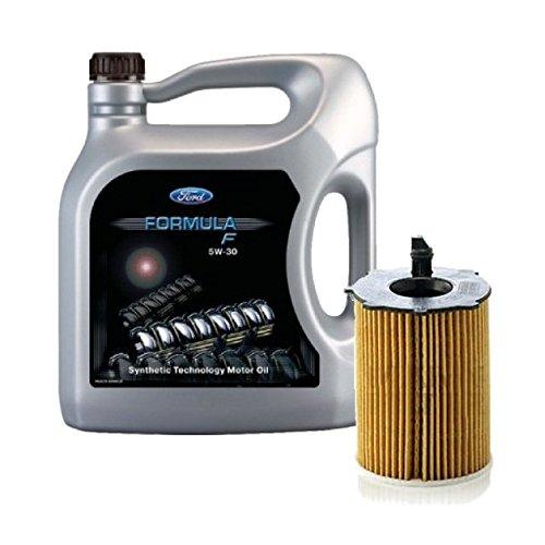 ORIGINALE Olio motore FORMULA F 5W30 5 litri + Filtro olio 5W30716/2