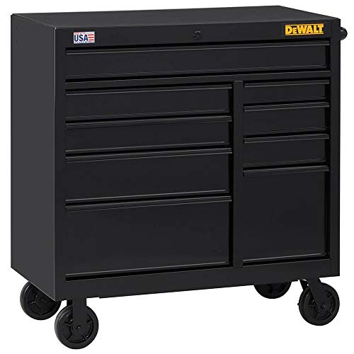 DEWALT 41 in. Wide 9-Drawer Mobile Wo