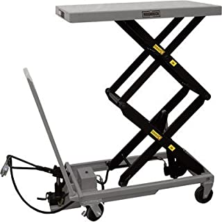 Best air/hydraulic lift table Reviews