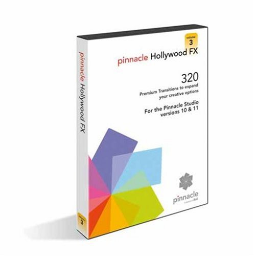 Pinnacle HFX Vol.3 for Studio (EU) Multilingual