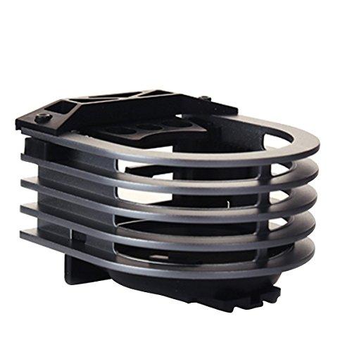 XFAY Universele Aluminium Auto Cup Houder Drink Telefoon Houder Anti-slip Air Vent Auto Mount Water Koffiebeker Fles met Aanpassen Grootte Voor Voertuig Automobile