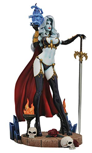 Lady Death NOV182295 - Figura decorativa (PVC), varios colores , color/modelo surtido
