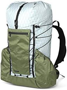 DROP 40L Ultralight Backpack by Dan Durston Waterproof Removable Internal Frame Hipbelt Pockets product image