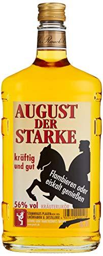 Dr. Rauch August der Starke 56% vol, Kräuter (1 x 0.7 l)