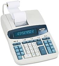 $92 » Victor - 1260-3 Two-Color Heavy-Duty Printing Calculator, Black/Red Print, 4.6 Lines/Sec 1260-3 (DMi EA