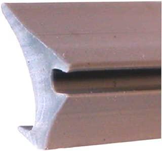 Prime-Line Products, P 7774 Glass Glazing Spline, Gray Vinyl, 200'