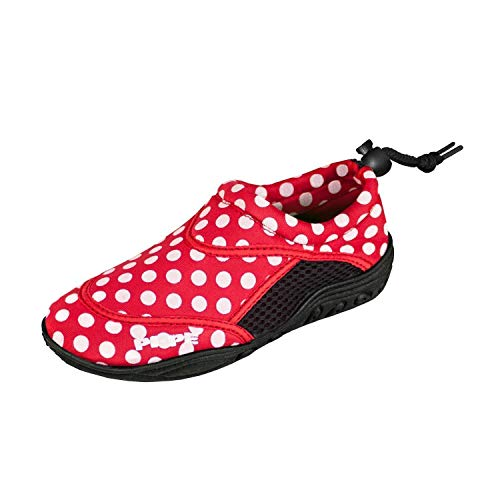 PI-PE Badeschuh Active Aqua Shoes Junior 32 Red/Point