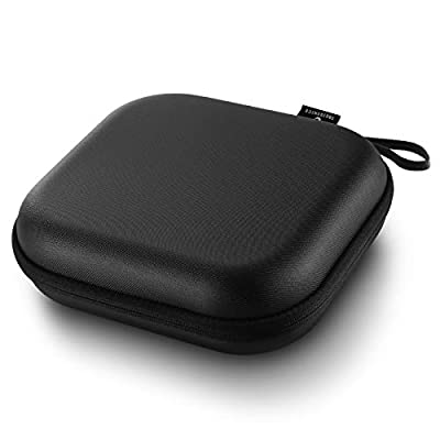 Headphones Carrying Case, TaoTronics Storage Bag Travel Carrying Case with Hidden Waterproof Zipper for TaoTronics Big Over Ear Headphones by TaoTronics