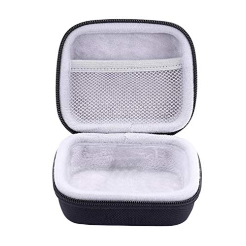 Review CLISPEED Oximeter Case Pulse Oximeter Carry Bag Portable Hard Shell Pocket Organizer for Home...
