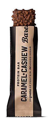Barebells Protein Bar - CARAMEL CASHEW 55g