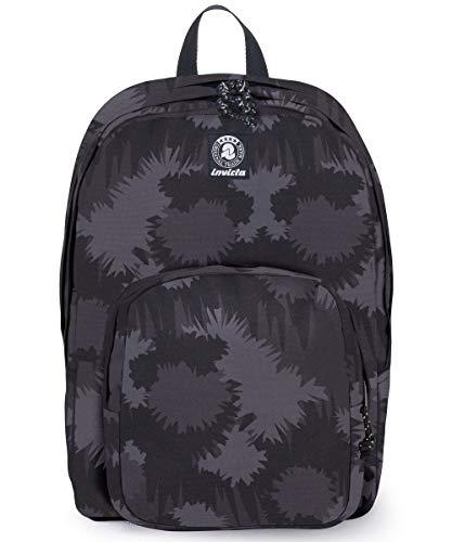 Format Invicta Backpack - Grey Fantasy - Laptop Pocket - 38 Lt - School and Leisure