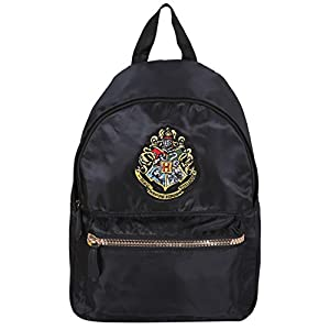 La mochila negra Hogwarts HARRY POTTER 16