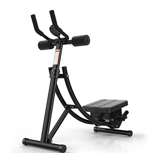 Binglinghua Posavasos abdominal, equipo de fitness para abdominales, con diseño de abajo hacia arriba, máquina de ejercicios para gimnasio en casa