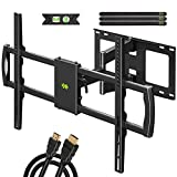 Best V7 Tv Wall Mounts - USX MOUNT UL Listed Full Motion Heavy Duty Review