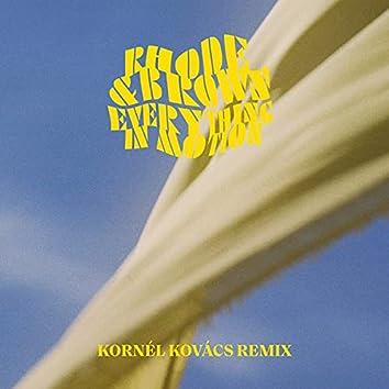 Everything in Motion (Kornél Kovács Remix)