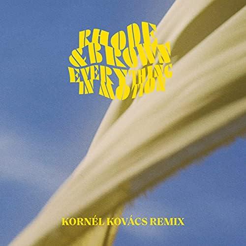 Rhode & Brown & Kornél Kovács feat. Indra Dunis