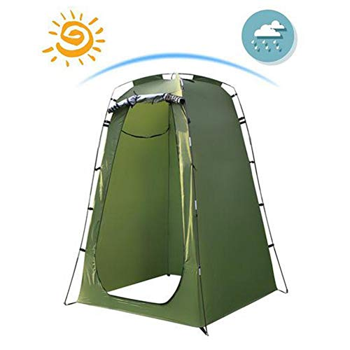 Instant Portable Privacy Tent,Shower Tent,Toilet Tent,Changing Room, Rain Shelter with Window for Camping and Beach, Foldable with Carry Bag - Lightweight and Sturdy