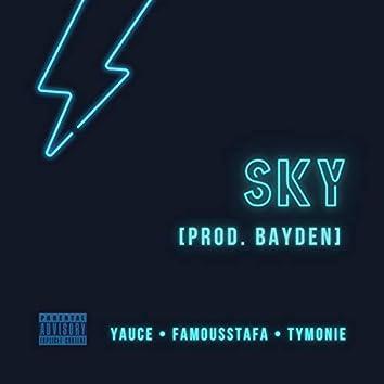 Sky (feat. Famousstafa, Tymonie & Bayden)
