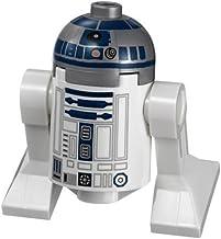 LEGO Star Wars Minifigur Astromech Droid R2-D2 with Metallic Head Episode III Ep. 3