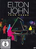 YOUR SONGS - ELTON JOHN [DVD] [Import]