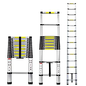 ARCHOM Telescoping Extension Ladder