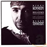 Brahms: Violin Concerto ~ Kennedy / Tennstedt