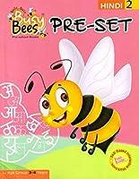 Busy Bees Pre-Set Hindi Book 2