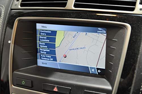 Jaguar XF/XK 2020 v1 Set DE ACTUALIZACIÓN del Mapa DE NAVEGACIÓN por SATÉLITE Europeo