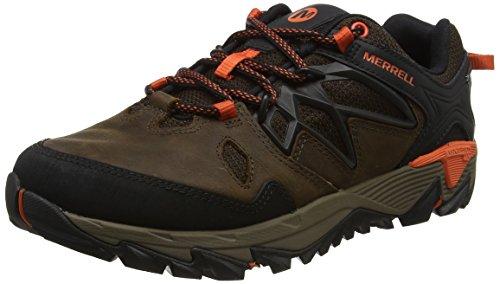 Merrell All Out Blaze 2 Gtx, Chaussures de Randonnée Basses homme, Marron...